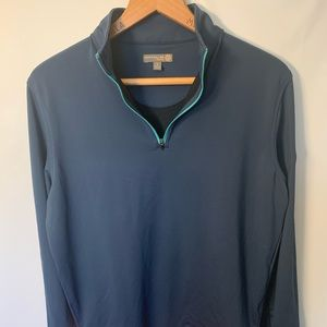 Peter Millar 4 Element Wicking 1/4 zip pullover S